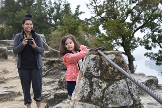 Anna and Alex Mt Bonnell 021018